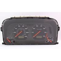 Instrument Gauge Cluster Speedo 99.5-02 VW Cabrio MK3.5 Blue Lit ~ 1EM 919 911 A