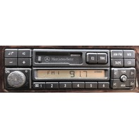 Becker BE 1692 Radio Tape Head Unit 94-98 Mercedes Benz E S C Class CLK C280