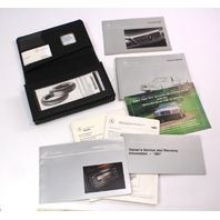 Owners Manual Books 1997 Mercedes Benz C280 W202 - Genuine