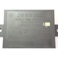 Anti Theft Module 1997 Mercedes C280 W202 - Genuine - 210 820 32 26
