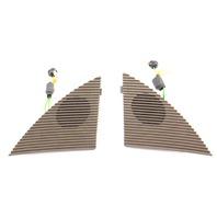 Bose Dash Speakers Tweeters 1997 Mercedes W202 C280 - 202 820 12 02