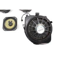 Bose Door Deck Speakers Tweeters & Sub 1997 Mercedes W202 C280