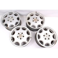 "Stock Wheel Set 15"" x 6.5"" 5x112 Mercedes W202 C220 C230 C250D C280 - 2104010302"