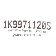 LH Front Door Wiring Harness 09-14 VW Jetta Sportwagen MK5 MK6 - 1K9 971 120 S