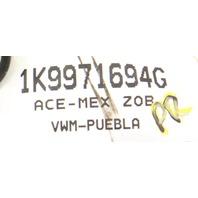 RH Rear Door Wiring Harness 09-14 VW Jetta Sportwagen MK5 MK6 - 1K9 971 694 G