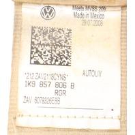 RH Rear Seatbelt Seat Belt 09-14 VW Jetta Sportwagen MK5 MK6 Beige 1K9 857 806 B