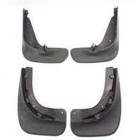 Mud Flap Set 09-14 VW Jetta Sportwagen MK5 Mk6 Genuine 1K0 075 111 / 1K9 075 101