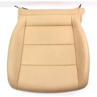 RH Front Seat Cushion & Cover 05-10 VW Jetta Mk5 Pure Beige Leatherette Genuine