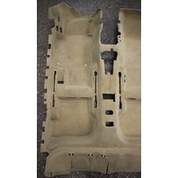 Floor Interior Carpet VW Jetta Golf Rabbit Sportwagen Mk5 Beige - 1K1 863 367 BG
