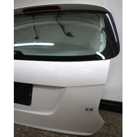 Hatch Trunk Lift Gate 09-14 VW Jetta Sportwagen MK5 MK6 Wagon LB91 Candy White