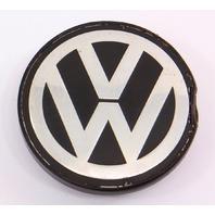 Wheel Center Cap 58mm 93-99 VW Jetta Golf GTI MK3 - Genuine - 6N0 601 171