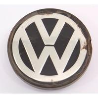 Wheel Center Cap 58mm 93-99 VW Jetta Golf GTI MK3 ~ Genuine ~ 6N0 601 171