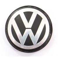 Wheel Center Cap 58mm 93-99 VW Jetta Golf GTI MK3 - Genuine ~ 6N0 601 171