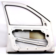 LH Front Driver Exterior Door Shell 99-05 VW Jetta Golf MK4 LB9A Candy White