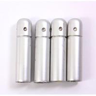Beetle Turbo S Aluminum Door Lock Pin Knobs VW Jetta Golf MK4 R32 1C0837187A3Z9