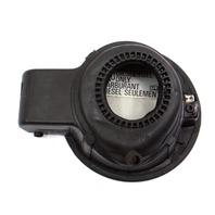 Fuel Gas Filler Door 99-05 VW Golf GTI MK4 LB9A White - Genuine - 1J6 809 857 F