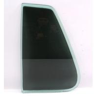 LH Rear Quarter Small Window Door Glass 99-05 VW Golf MK4 - Genuine - Tinted