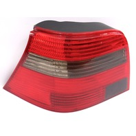 LH Stock Taillight Tail Light Lamp 99-05 VW Golf GTI MK4 Smoked - Genuine Hella