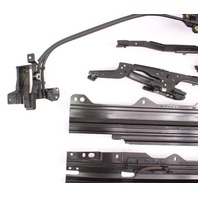 Panoramic Sunroof Moonroof Track Frame Cables Repair 06-13 Audi A3 8P - Genuine