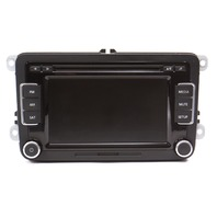 Head Unit Radio 6 CD Changer Sat 10-15 VW Jetta Golf GTI Mk6 - 1K0 035 180 AE
