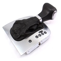 Shifter Gear Selector Handle Trim Surround 05-10 VW Jetta Golf MK5 1K1 713 204 E