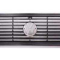Upper Grill Grille 80-85 VW Vanagon T3 Westfalia Genuine - 251/255 853 652 A/B/C