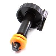 Brake Master Cylinder Cap Lid Sensor 06-10 VW Passat B6 Genuine - 1K2 611 349 A