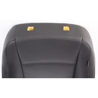 LH Front Heated Seat Back Rest Cushion 10-14 VW Jetta Sportwagen Golf MK6 Black