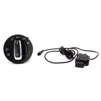 Headlight Fog Light Euro Switch 11-18 VW Jetta Sedan MK6  - 5ND 941 431 B