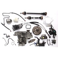 TDI Manual Transmission Swap Parts Kit 99-05 VW Jetta Golf MK4 Beetle Diesel EUH