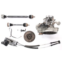 5 Speed Manual Transmission Partial Swap Kit 05-10 VW Jetta Rabbit MK5 2.5 JCT