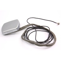 Trunk GPS Antenna 00-03 Audi A8 S8 D2 LY7W Silver - Genuine - 4D0 919 889