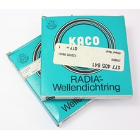 2x Porsche Wheel Bearing Seals - RADIA-Wellendichtring - 477 405 641