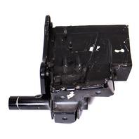 RH Front Frame Rail Horn End Cut Section 00-06 Audi TT - Black - 8L0 802 528