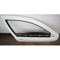 RH Front Exterior Door Shell 99-05 VW Jetta Golf MK4 4 Door LA9B Cool White