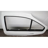 LH Rear Exterior Door Shell 99-05 VW Jetta Golf MK4 4DR LA9B Cool White
