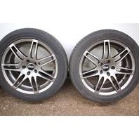 "18"" VMR Wheel Rim Set VW Audi A3 A4 A5 A6 A8 Passat RS4 Replicas"