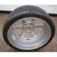 """19"""" SSR Wheel Tire Rim Set 5x100 VW Jetta Golf GTI R32 MK4 Type CH Speed Star"""