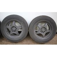 """15"""" Wheel Tire Rim Set 5x100 VW Jetta Golf GTI MK4"""