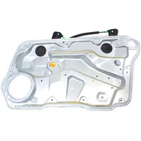 RH Front Power Window Regulator VW Jetta Golf MK4 4 Door - Genuine