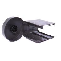 Black Center Console Armrest Trim 99-05 VW Jetta Golf MK4 Black - 1J0 864 280