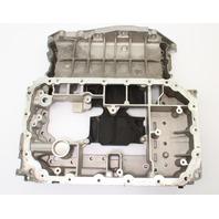 Upper Oil Pan 05-06 Audi A4 A6 BKH 3.2 V6 - Genuine - 06E 103 603 C