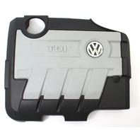 TDI Diesel Engine Cover 09-14 VW Jetta Golf MK5 MK6 Sportwagen - 03L 103 925 AM