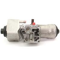 Oil Filter Housing Adaptor 05-13 VW Jetta Golf Beetle TDI Diesel ~ 045 115 389 K