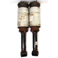 Front Air Shocks Springs Suspension Pair 06-09 Land Rover L320 - 22241483