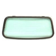 Convertible Top Rear Window Glass Seal Frame 95-02 VW Cabrio MK3 - Genuine
