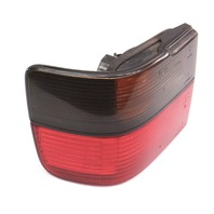 LH Outer Smoked Taillight 93-99 VW Jetta GT Trek GLX MK3 Tail Lamp 1HM 945 095 A