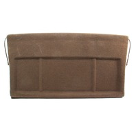 Hatch Cargo Parcel Tray Shelf Cover 85-92 VW Golf GTI MK2 - Brown - 176 677 769