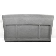 Hatch Cargo Parcel Tray Shelf Cover 85-92 VW Golf GTI MK2 - Grey - 176 677 769