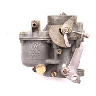 Solex Carburetor 28PICT-1 64-65 VW Beetle Bug Bus 40HP - Genuine - 113 129 023 H